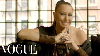 Donna Karan on Her Life in Fashion | Vogue Voices