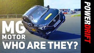 MG Motor - (Morris Garages) : Who are they : PowerDrift