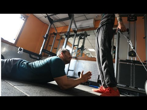HUTIYAAPA in the Gym   FitMuscle TV