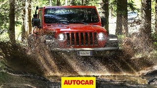2018 Jeep Wrangler Rubicon - 4x4 Off-Road Review   Autocar
