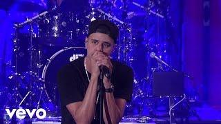 J. Cole - Power Trip (Live on Letterman)