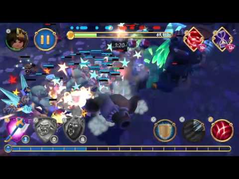 Turbo paladin gameplay featuring lord asriel 3