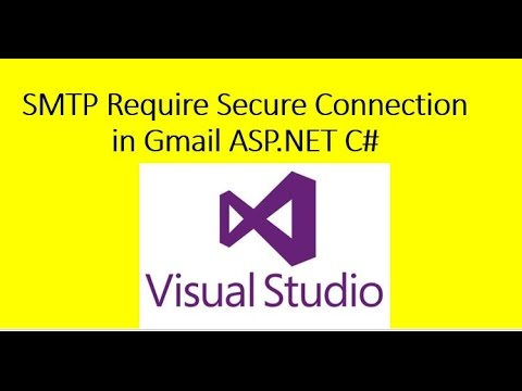 GMAIL Error: The SMTP server requires a secure connection or the client was not authenticated