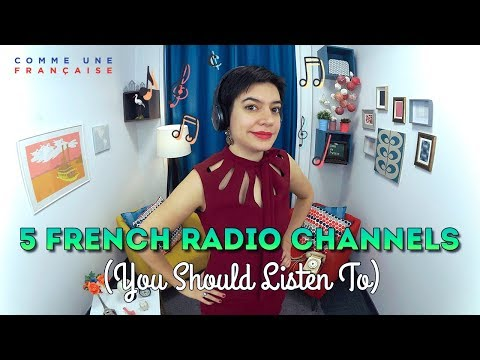 5 Best French Radio Stations to Improve Your French