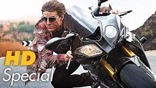 MISSION: IMPOSSIBLE 5 - ROGUE NATION Trailer, Filmclips & Featurettes German Deutsch (2015)