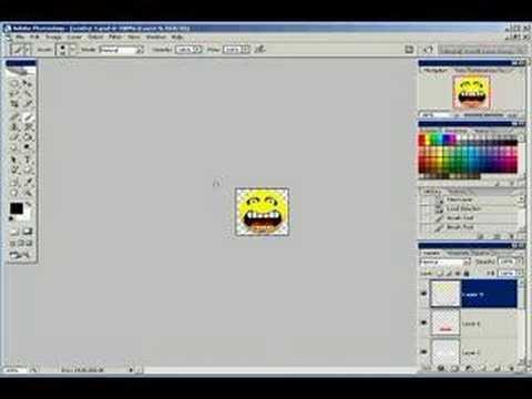 Creating Windows Desktop Icon in Photoshop