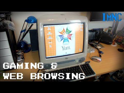 iMac G3 500Mhz Gaming & Internet Browsing (OS 9)   IMNC