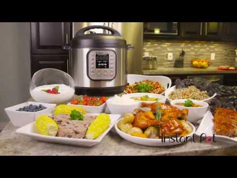 instant pot pressure cooker | instant pot 8 quart | instant pot review | instant pot ip lux60