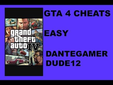 GTA 4 CHEATS FEATURING LOOMY G LOOMS