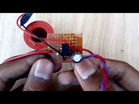 How To make amplifier at home