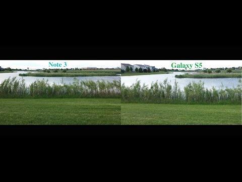 Galaxy S5 vs Note 3 - Camera Shootout & Comparison - Samsung - Picture
