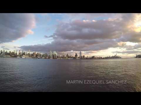 NYC SKYLINE TIME-LAPSE