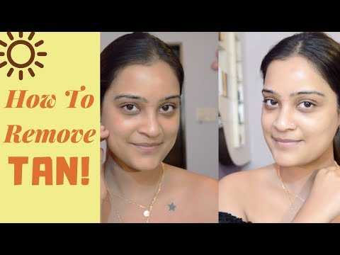 Learn How to Remove Sun Tan this Summer Effectively using FEM De-Tan Bleach