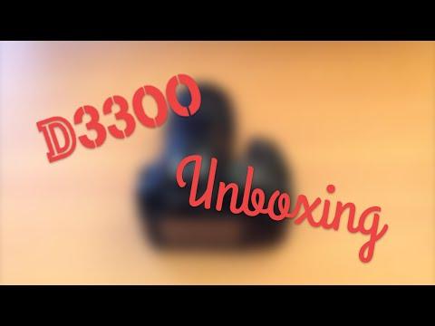 D3300 Unboxing w/ Hobo Cuber | Amazon