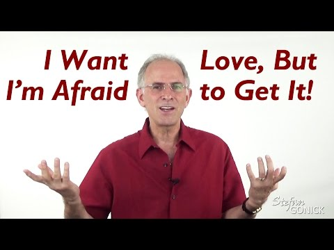 I Want Love, But I'm Afraid to Get It! - EFT Love Talk Q&A Show