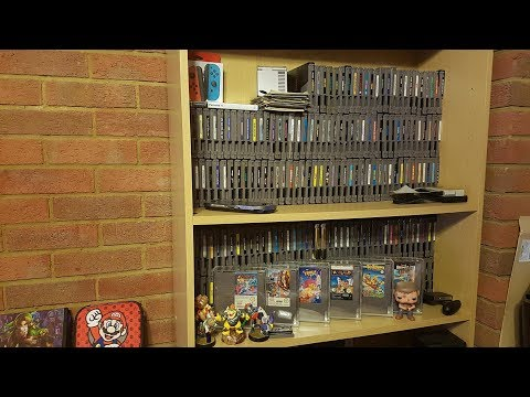How To Clean / Polish NES Games To Work First Time - No More Blowing!!