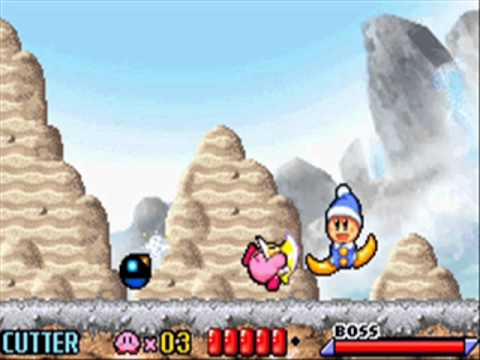 Kirby: Nightmare in Dream Land: 100% Normal Run: Prolouge & Level 1: Vegetable Valley 1-4