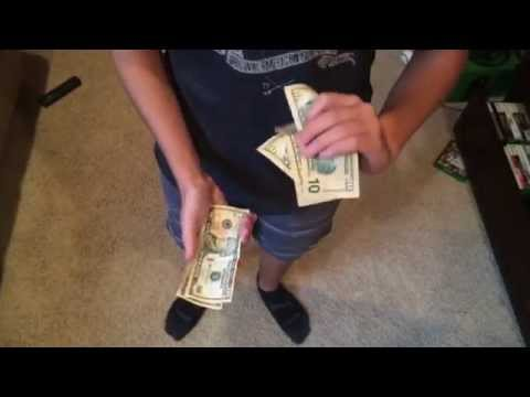 How To Make Money Quick Magic Trick