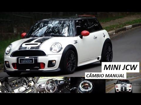 Garagem do Bellote TV: MINI JCW (manual)