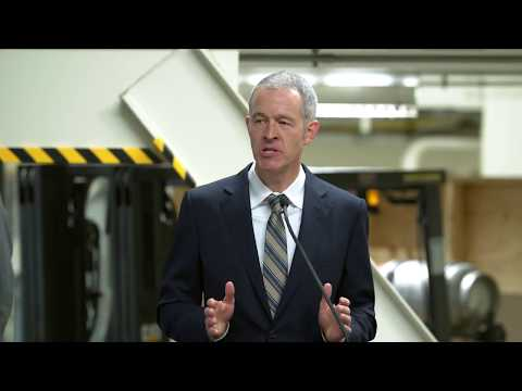 Apple & Corning Press Conference: Remarks from Apple COO Jeff Williams