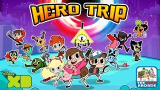 Disney Xd Hero Trip - All Of The Disney Xd Universes Have Collided (ipad Gameplay)