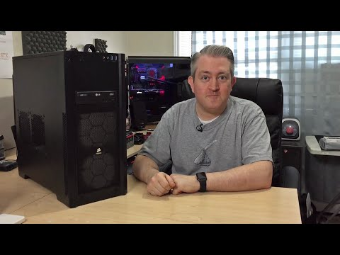 My First Video - Live Streaming PC Rebuild 2016
