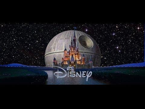 New Star Wars Intro: Disney / Lucasfilm / Bad Robot