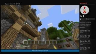 Minecraft Battle Live Stream 2