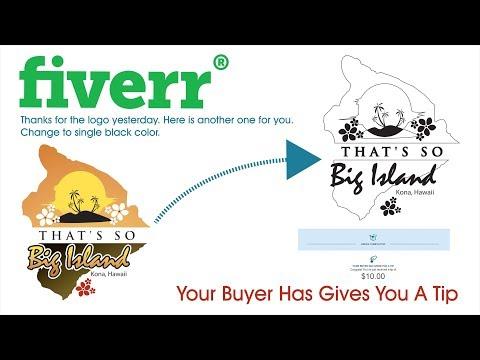 Adobe illustrator  - How i Get Job Done On Fiverr - fiverr earning tip