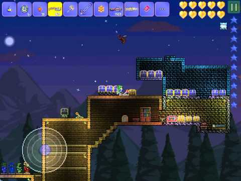 fastest way to get gold coins terraria ios