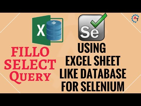 1. How to Read Excel Data using SELECT Query - Fillo Excel API