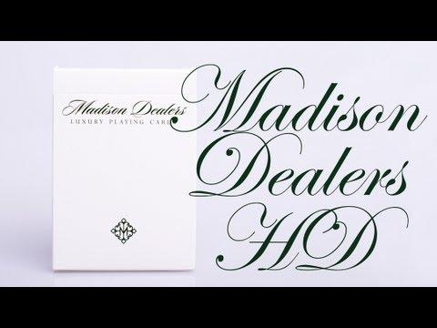 Madison Dealers || Deck || HD Closeup