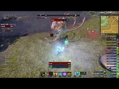 Elder Scrolls  Online Warden tank  Ultimate