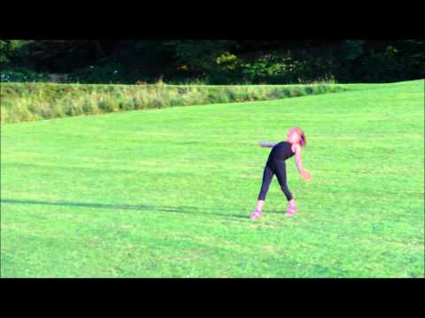 Erifilly - sets new challenge How many free walkovers and front walkovers can you do