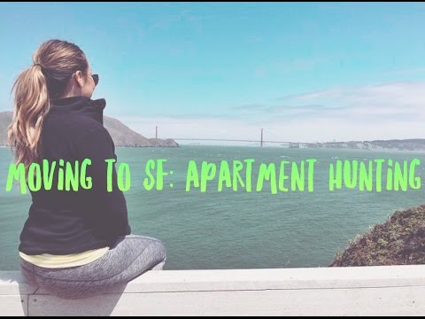 Moving to San Francisco: Apartment Hunting