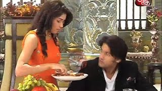 Rani cooks chicken for everyone in Ek Tha Raja Ek Thi Rani