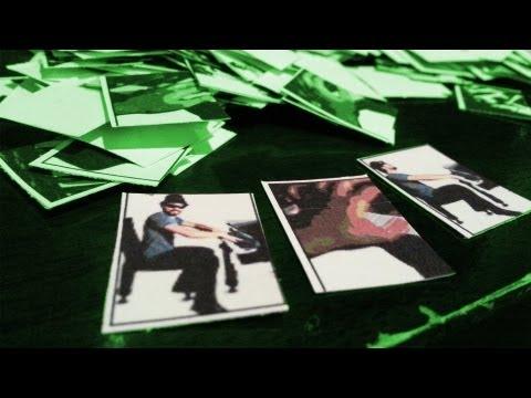 1300 frames! Zoetrope - Joe Penna
