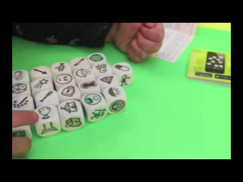 Rory's Story Cubes dice game: Prehistoria Edition