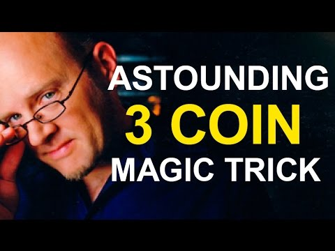 SUPER EASY COIN TRICK!