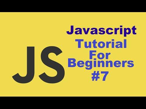 Javascript Tutorial For Beginners 7 # JavaScript Events
