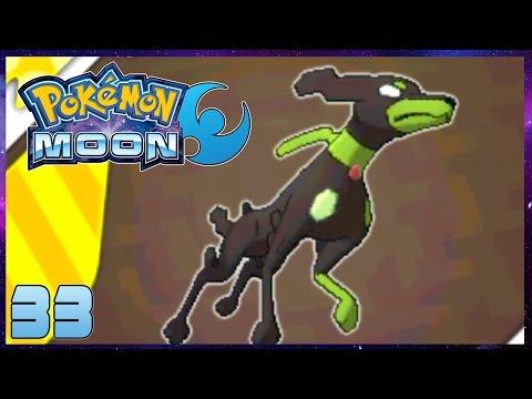 Pokemon Moon Part 33 ZYGARDE 10% FORM Gameplay Walkthrough ( Pokemon Sun Moon )