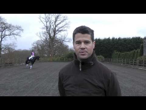 Daniel Timson  | Ride a better prelim/novice dressage test- Part 2 | PONY Magazine