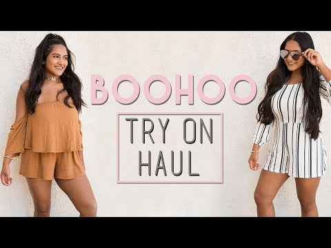 Trendy & AFFORDABLE College Clothes | Boohoo Try On Haul