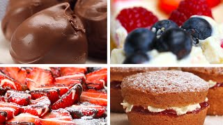 6 British Desserts From Proper Tasty