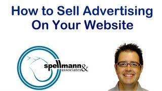 How to Sell Advertising On Your Website