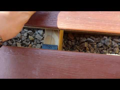 Menards ultra deck overview and installation guide