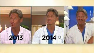 Doktor Mikael: Jag använder solskyddsfaktor 50 - Nyhetsmorgon (TV4)