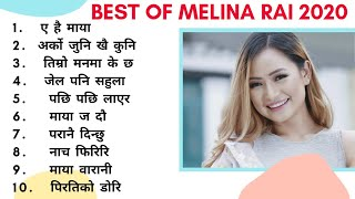 Best of Melina Rai | melina rai top 10 songs 2020 | nepali songs  | junkbox | Melina Rai collection