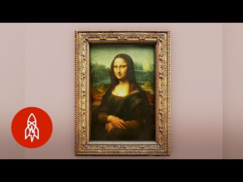 Xxx Mp4 Why Is The 'Mona Lisa' So Famous 3gp Sex