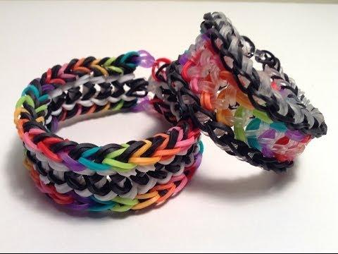 Dragon Chain Bracelet tutorial